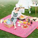 Thảm dã ngoại, picnic caro 2m x 2m BB4119