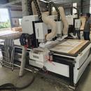 Máy CNC 3 Đầu Bàn Hút Chân Không HRX1325-3