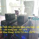 Cung cấp phần mềm tính tiền giá rẻ cho cửa hàng quần áo shop túi xách tại Quận 9 TPHCM