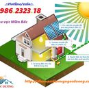 Hệ thống điện mặt trời hòa lưới 8.75kw 3 pha, lắp đặt hệ thống điện hòa lưới miền BẮc