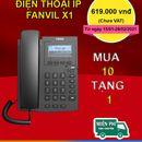 Giảm giá mạnh điện thoại Fanvil X1 giá chỉ còn 619.000 vnd