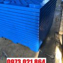 Mua bán pallet nhựa cũ giá rẻ tại TPHCM, giá rẻ sập sàn