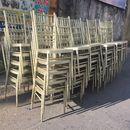 ghế nhà hàng Tiffanny cũ tồn kho