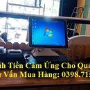 Bán thiết bị tính tiền giá rẻ cho quán Trà Sữa tại Đà Nẵng