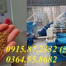 Máy làm cám nổi với 2 bộ gia nhiệt, năng suất cao, giá tại xưởng sx