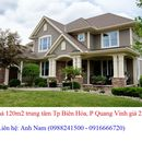 2 căn nhà 120m2 gần trường SNA, trung tâm Tp Biên Hòa