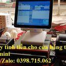 Cung cấp thiết bị tính tiền giá rẻ cho Cửa Hàng Tự Chọn, Tạp Hóa tại Đà Nẵng