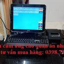 Cung cấp thiết bị tính tiền cho Nhà Hàng, Quán Ăn Nhanh tại Quận Tân Phú