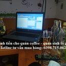 Cung cấp thiết bị tính tiền giá rẻ cho quán cafe tại Hà Nội