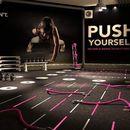 Vẽ tranh tường 3D, phòng tập gym, yoga, thể hình, boxing