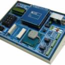 Bộ đào tạo vi điều khiển 8 bit - uP-2: MCS-51/ AVR/ PIC MCU Experimental Board