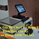 Lắp phần mềm tính tiền giá rẻ cho cửa hàng tự chọn, siêu thị tại Hà Nội