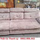 bộ sofa nhung cũ cao cấp