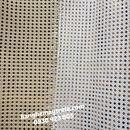 Cuộn mây nhựa đan mắt cáo- tấm mây nhựa đan