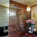 Thiết kế vách ngăn trang trí phòng thờ hiện đại 2021 Quận Bình Tân
