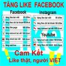 Cách Tăng Lượt Theo Dõi - Sub - Follow Facebook Nhanh Chóng
