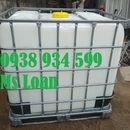 tank ibc 1000 lít,bồn nhựa ibc 1000 lít