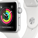 Đồng Hồ Thông Minh Apple Watch Series 3 GPS Aluminum Case With Sport Band - Nhập Khẩu Chính Hãng (mà