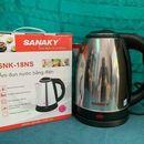 Ấm đun nước siêu tốc Sanaky 1.8L
