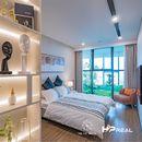 Bán căn góc 76m2, 2PN 2WC  Giá 3.2 tỷ: Full nội thất liền tường, Free tiện ích