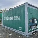 container lạnh bảo quản hàng đông lạnh