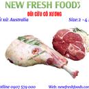 Đùi Cừu Úc Nhập Khẩu - New Fresh Foods