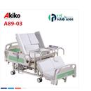 Giường bệnh nhân đa chức năng điều khiển bằng điện Akiko A89-03