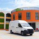 Xe tải van Gaz nhập khẩu Nga