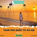 Tour Phú Quốc 4 ngày 3 đêm