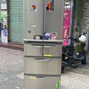 Tủ lạnh nội địa SANYO SR-FS400 (SN) 400LIT, làm đá rơi tự động