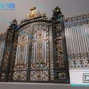 Cổng biệt thự đẹp, cổng sắt uốn mỹ thuật cao cấp với giá tốt nhất hiện nay