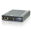 MSW-202: 2x GbE, RJ45 + 2x Dual Rate SFP L2+ Carrier Ethernet Switch (EDD)
