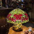 Giao lưu e đèn tiffany hai thân hoa trạng nguyên