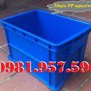 Khay nhựa b6, sóng nhựa nguyên sinh, thùng nhựa nguyên sinh