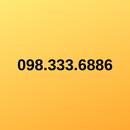 Bán : ((( 098.333.6886 )))