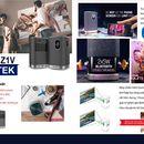 Máy chiếu mini cầm tay VIVITEK QUMI Z1V
