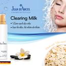 sữa rửa mặt da dầu mụn jean darcel