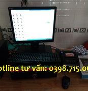 Bán thiết bị tính tiền cho Quán Cafe - Quán Chè giá rẻ tại Hà Nội