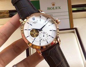Đồng hồ Rolex dây da trăng sao giá lẻ chỉ bằng giá sỉ chỉ 1450k