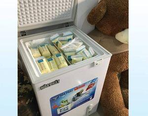 tủ đông trữ sữa 100 lít