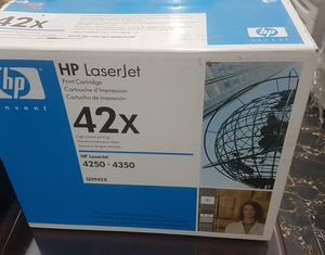 hộp mực in HP LaserJet Q5942X dùng cho máy in HP 4250/4350