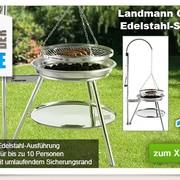 Bếp nướng than hoa dùng ngoài trời Landmann 11065
