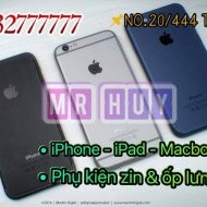Mr.HUY Update 21 9: Mới ip7 32g 19tr, 6splus 16g 11tr4, ip6s 16g 10tr6, ip6 gold 8tr9.