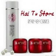 Kem dưỡng trắng da YiQi giảm giá còn 750 ngàn chào đón 20 tháng 10 tặng 3 mặt nạ