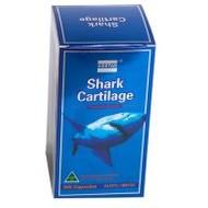 Bán sụn cá mập Costar Blue Shark Cartilage hộp 365 viên của Úc