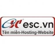 ESC giảm 50% phí dịch vụ tên miền .VN chỉ còn 638k