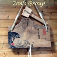 Bàn phím giả cơ chuyên game chính hãng giá rẻ Bosston 803 – Zen's Group linh phụ kiện sỉ lẻ