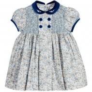 Váy đầm trẻ em thêu tay, xích móc cao cấp xuất khẩu