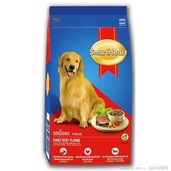 Thức ăn hạt và pate cho cún cưng