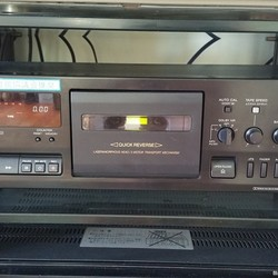 HN bán Cassette Deck SONY TC RX 1000T